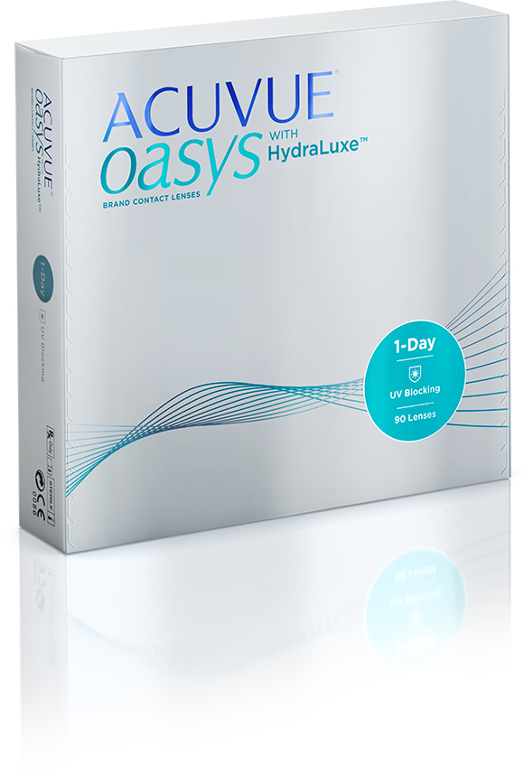 6512cf2b66b ACUVUE OASYS® 1-Day with HydraLuxe™ 90-pack